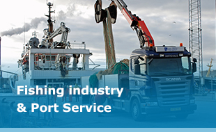 fishing industry service